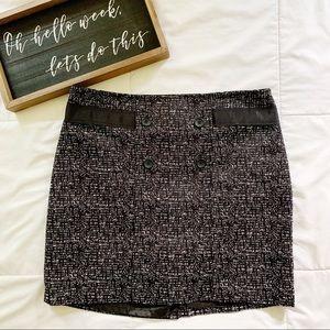 Tweed Forenza Skirt